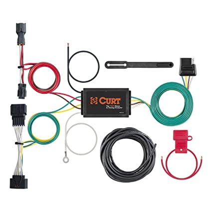amazon com curt manufacturing 56321 custom wiring harness automotive rh amazon com Home Audio Wiring Accessories Car Audio Wiring Supplies