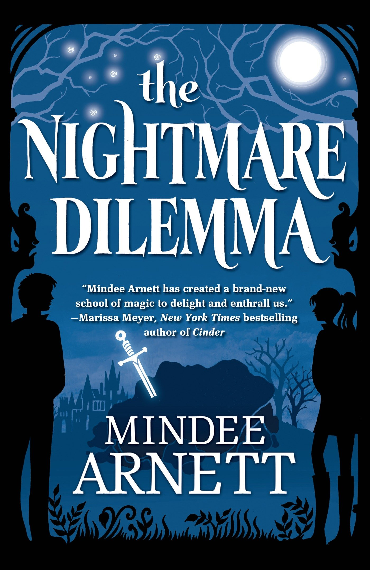 Download The Nightmare Dilemma (Arkwell Academy) pdf