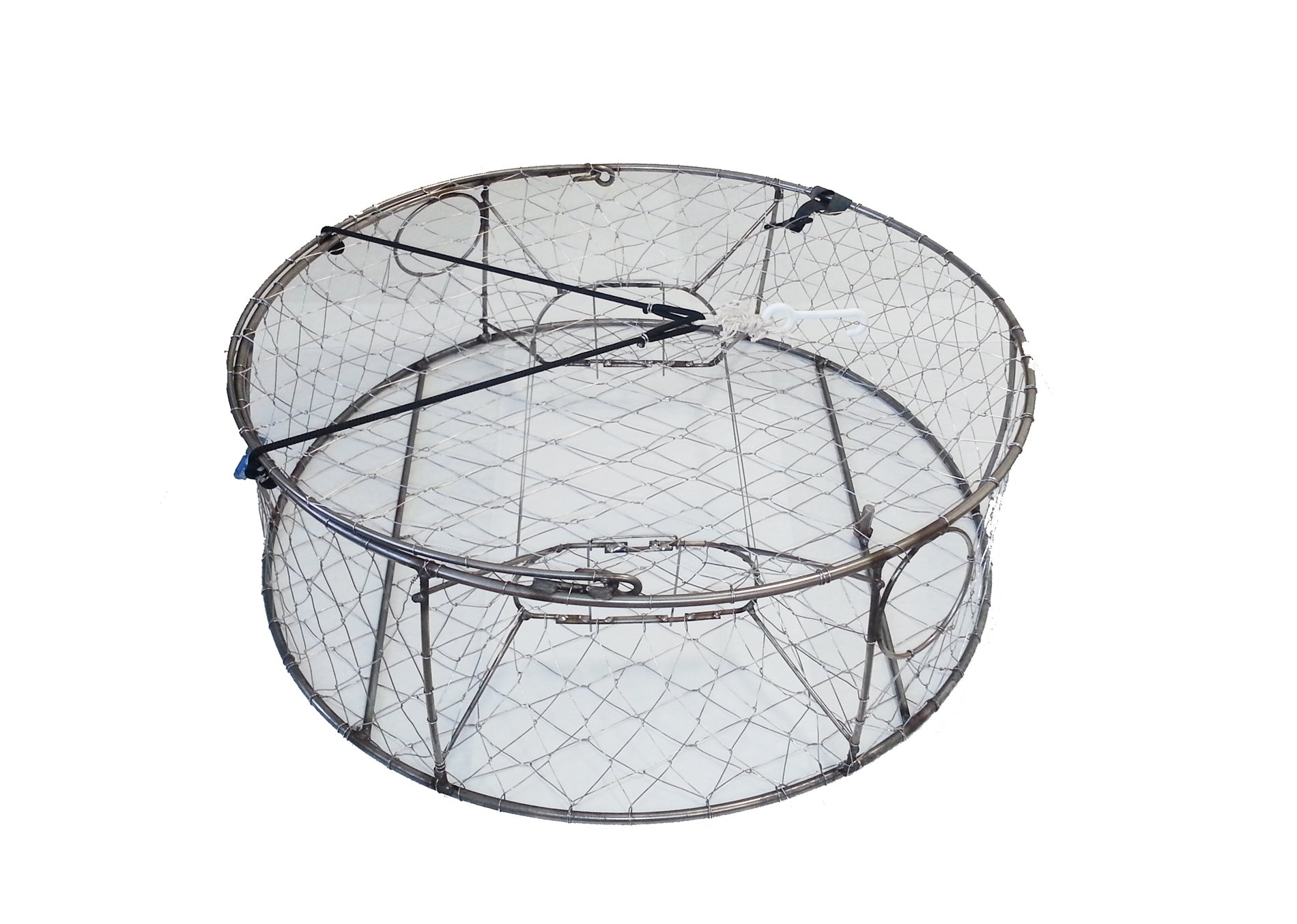 Ladner Traps 30-Inch Stainless Steel Crab Trap