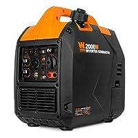 Deals on WEN 56202i Super Quiet 2000-Watt Portable Inverter Generator