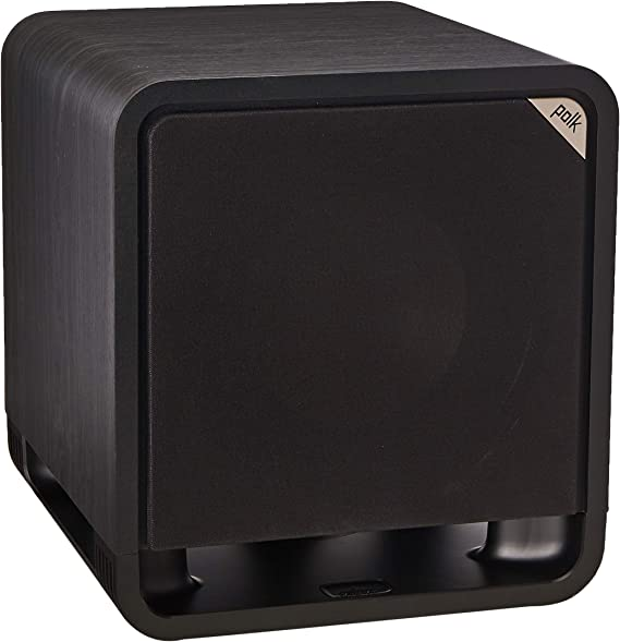 "Polk Audio HTS 10 Powered Subwoofer with Power Port Technology | 10"" Woofer"