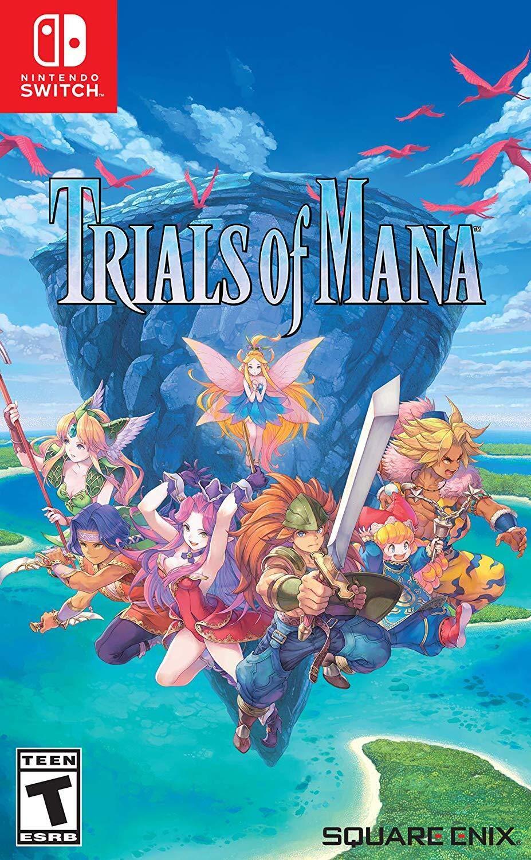 Trials of Mana for Nintendo Switch [USA]: Amazon.es: Square Enix LLC: Cine y Series TV