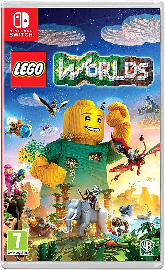 Lego Worlds (Features 2 Bonus Pack) NSW: Amazon.es: Videojuegos