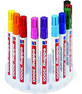 edding 4000 creative Mattlackmarker Rundspitze 2-4 mm im 10er Set