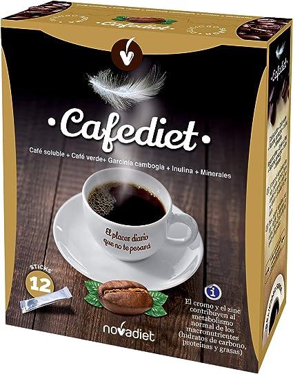 Novadiet Cafediet Ácidos Grasos Esenciales - 12 Unidades