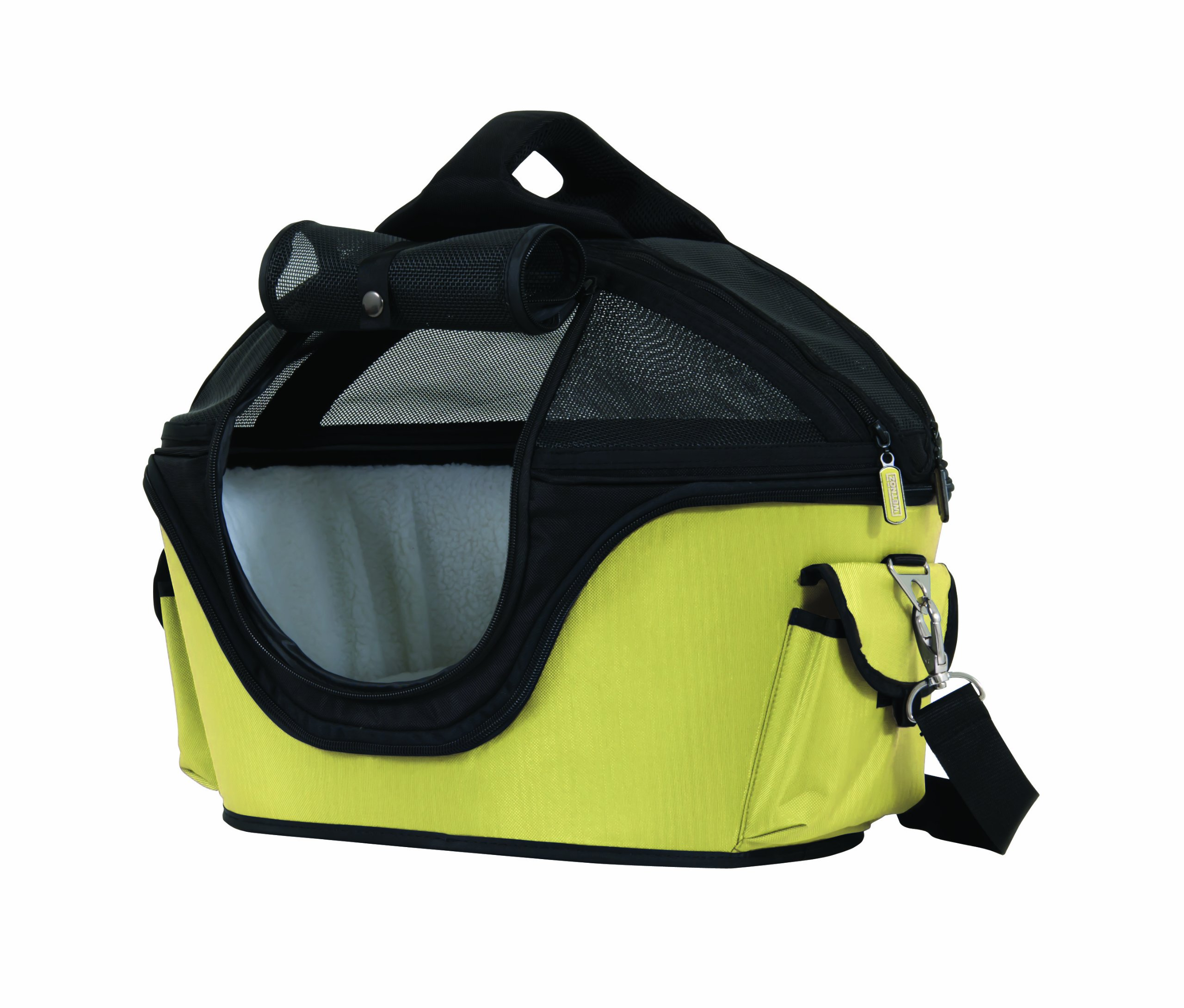 Wetnoz 21963 Pet Pets Carrier, Pear