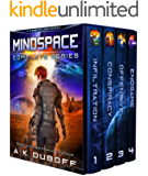 Mindspace - Complete Series (1-4) Boxset: A Cadicle Space Opera Adventure