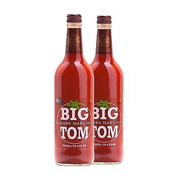 Big Tom 750ml Bottle Bloody Mary Mix