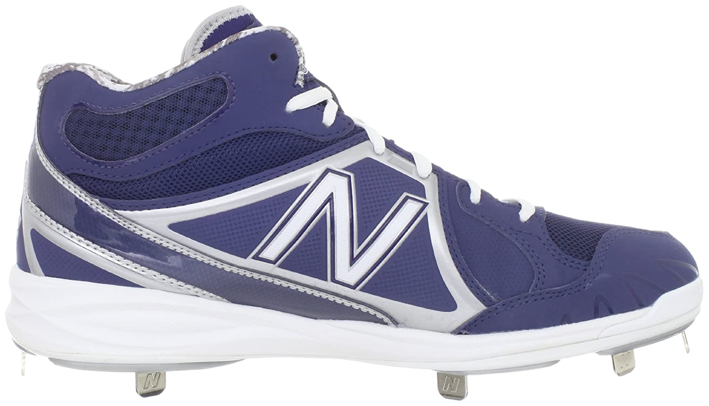 bccd9ee2d9786 Amazon.com   New Balance Men's MB3000 Mid-cut Baseball Cleat   Baseball &  Softball