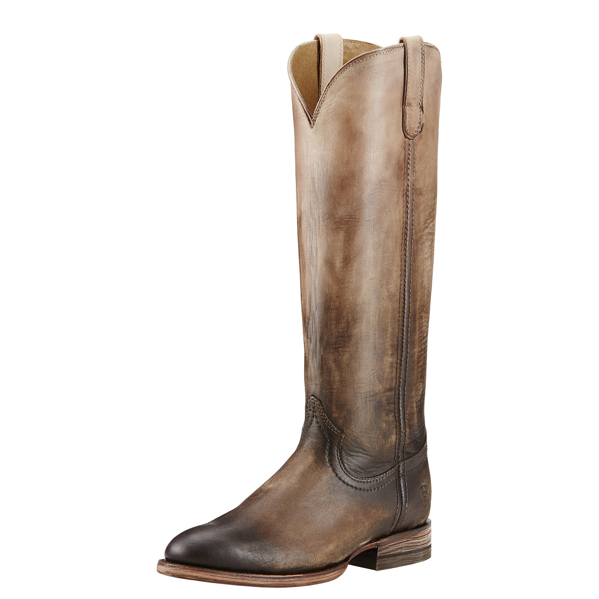 Ariat Womens Ombre Roper New West 7.5 B Ombre Chocolate