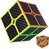 Zauberwürfel, Splaks 2x2x2 magische Zauberwürfel Geschwindigkeit Würfel The Rubik's Speed Cube Magic Cube