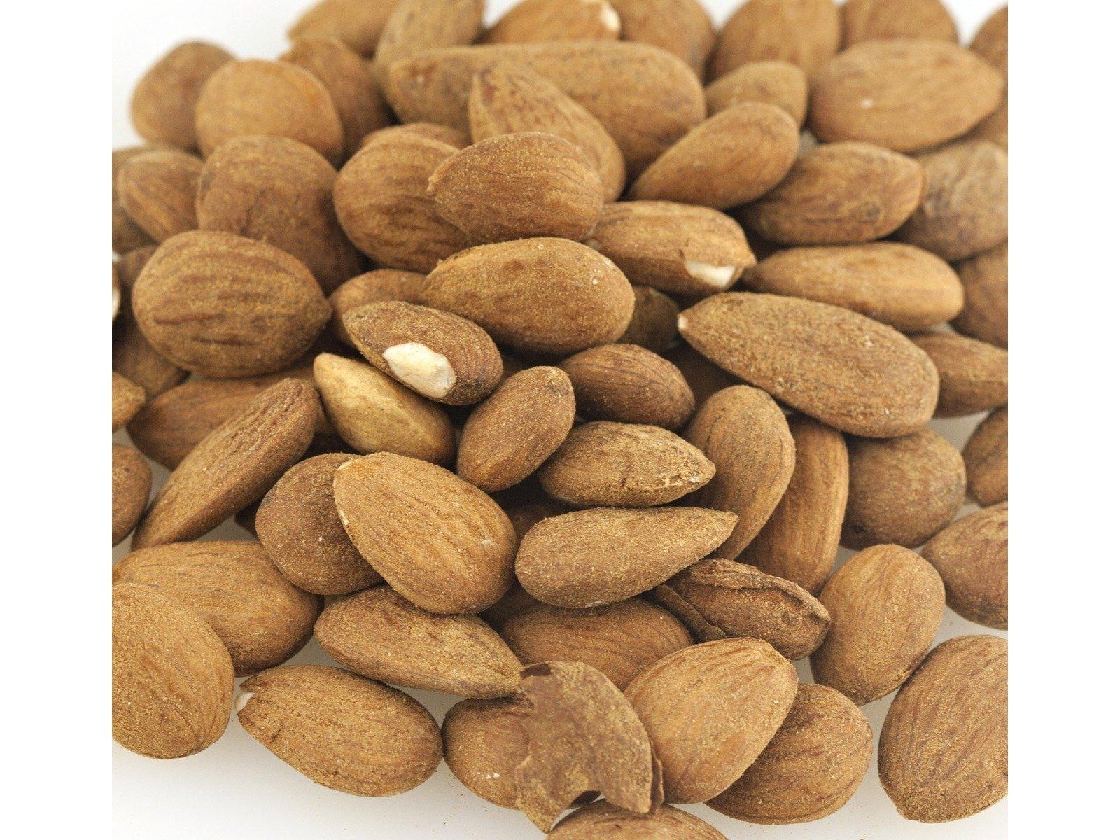 Organic Almonds 25 lbs.