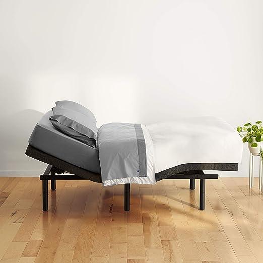 Amazon Com Casper Sleep Adjustable Bed Frame Queen Home Kitchen