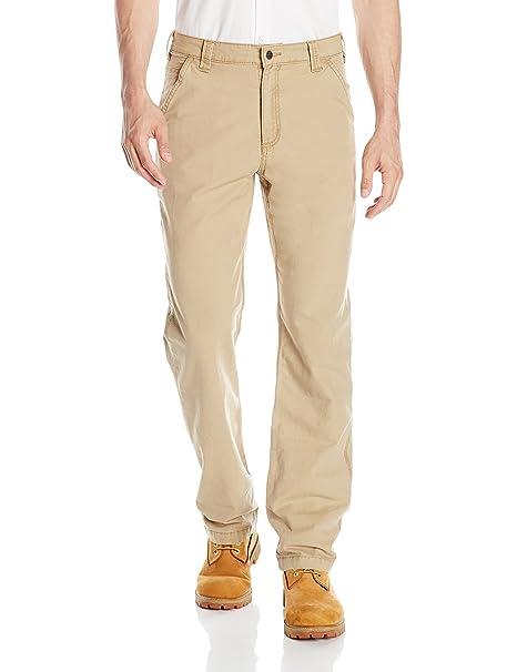 Carhartt Carpenter Jean Loose or Relaxed Dungaree Pants Brown Charcoal or Khaki