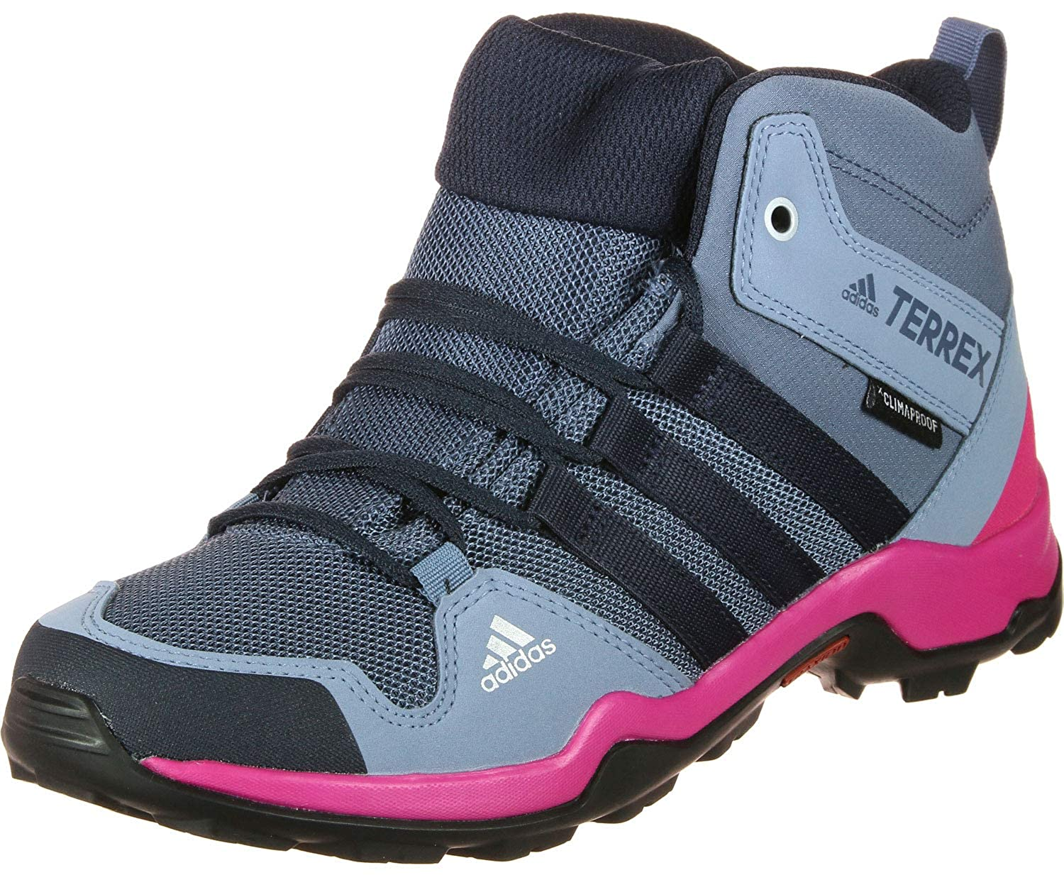 adidas Unisex Kids' Terrex Ax2r Mid Cp K High Rise Hiking ...
