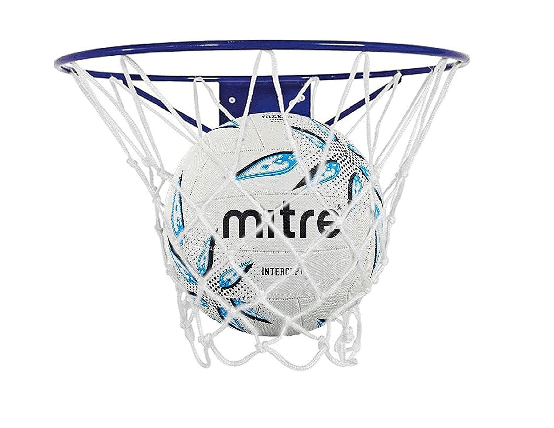 Mitre Netball Ring & Ball Set Mitre A3126 Netball Ring Set