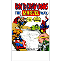 How to draw Comics: How to draw Comics : the marvel ways , book for drawing comics step by step , 138 pages (English…