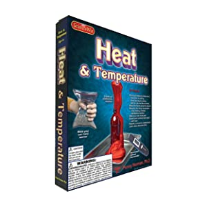 ScienceWiz Store AMAZON EXCLUSIVE / Heat & Temperature