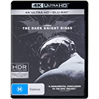 The Dark Knight Rises (4K Ultra HD + Blu-ray)