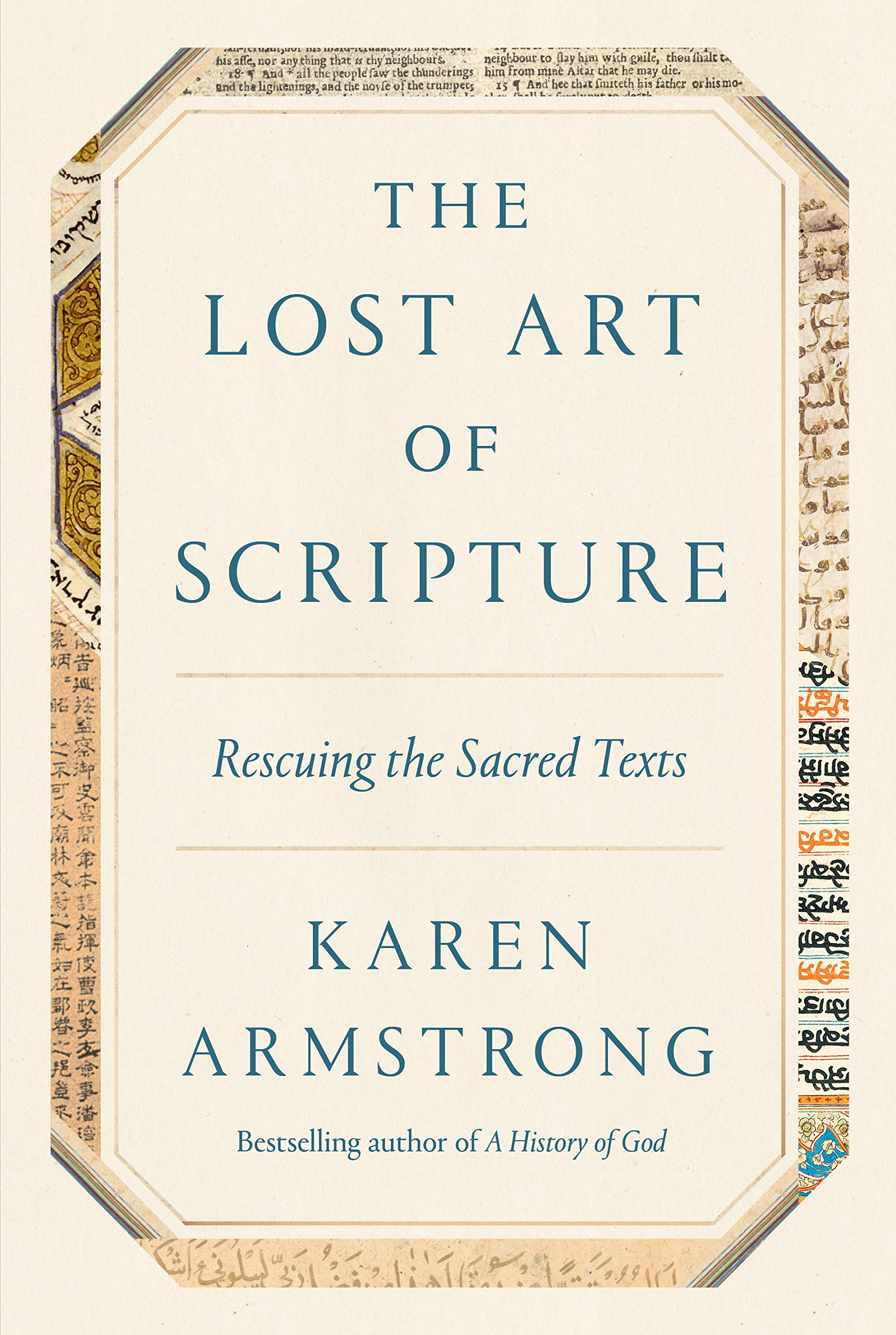 The Lost Art Of Scripture  Rescuing The Sacred Texts