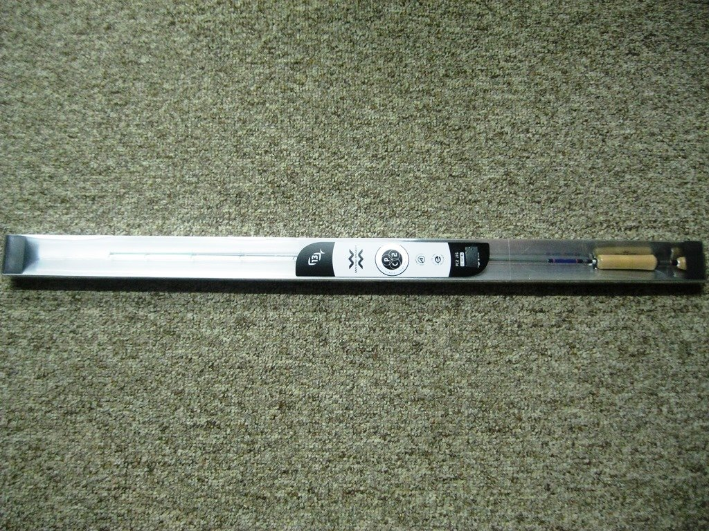 13 fishing widow maker ice rod light hole hopper rod left for 13 fishing ice rods