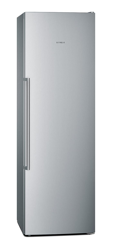 Siemens GS36NAI30 - Congelador (Vertical, Independiente, Cromo ...