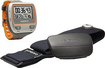 Garmin Forerunner 310XT - Reloj GPS para triatletas con pulsómetro ...