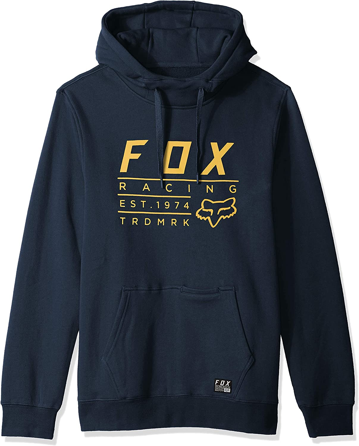 2019 FOX MEN/'S LOCKWOOD PULLOVER HOODIE BLACK