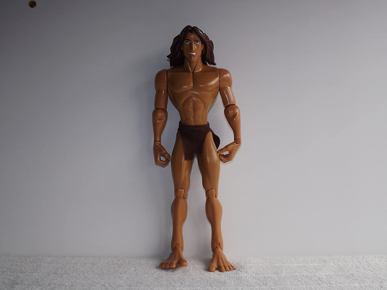 Mattel Disneys RAD Repeatin Tarzan Figure by: Amazon.es ...
