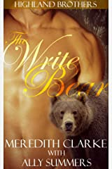 The Write Bear (Highland Brothers) Kindle Edition