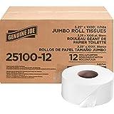 Genuine Joe - GJO2510012 2-ply Jumbo Roll Dispnsr Bath Tissue