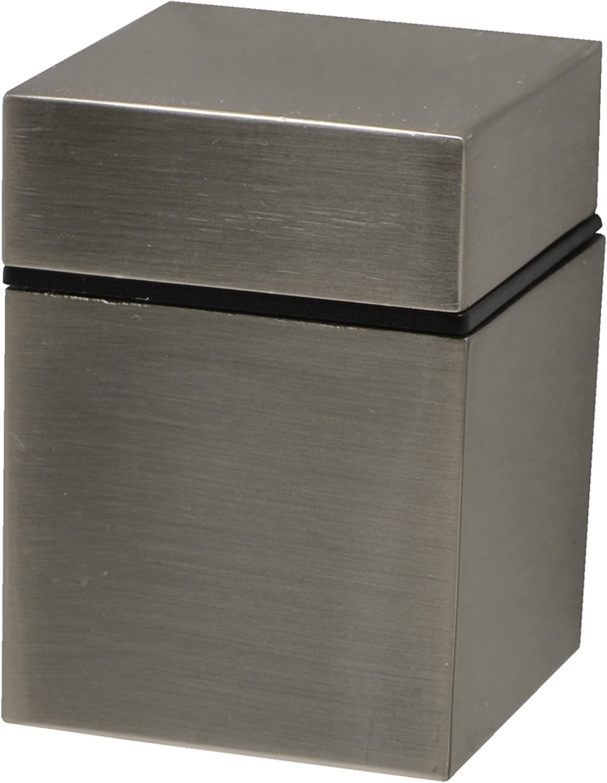 DURAline Blister 2/p/élican Clip DL Cube en Nickel bross/é