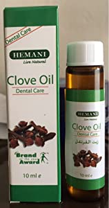 Clove Oil (10 ml)