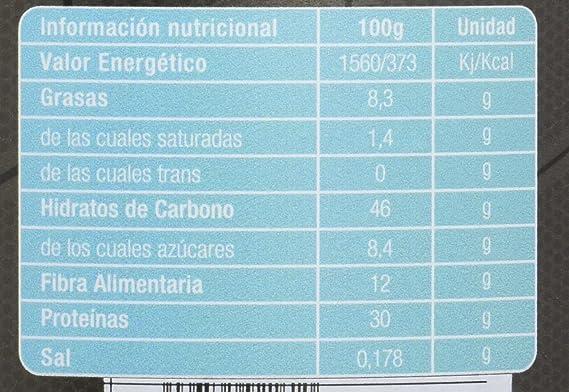 Energy Feelings   Avena Express PR3 Ecológica en Polvo 1,5 Kg   Probiótico   Prebiótico   30% de proteína   Vegano   Sin Gluten   Sin lactosa   Azúcar ...