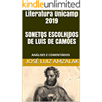 Literatura Unicamp 2019 SONETOS ESCOLHIDOSDE LUÍS DE CAMÕES: ANÁLISES E COMENTÁRIOS