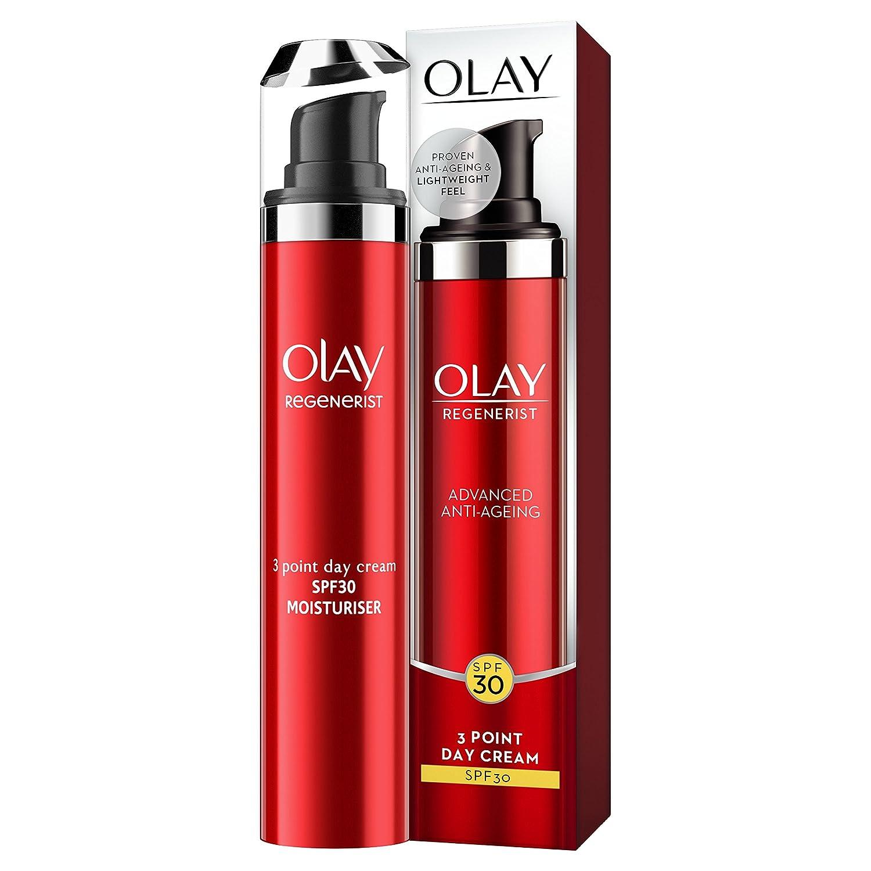 Olay Regenerist 3 Point Anti-Ageing Lightweight Day Cream SPF30, 50 ml