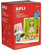 APLI Apli13606Alice en mousse poupée kit