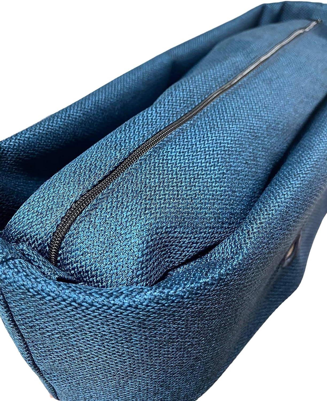 Classic Trim Bolsa de tela de jaquard reforzada Cenefa universal para O Bag Classic o Lime/&Soda Classic Bag