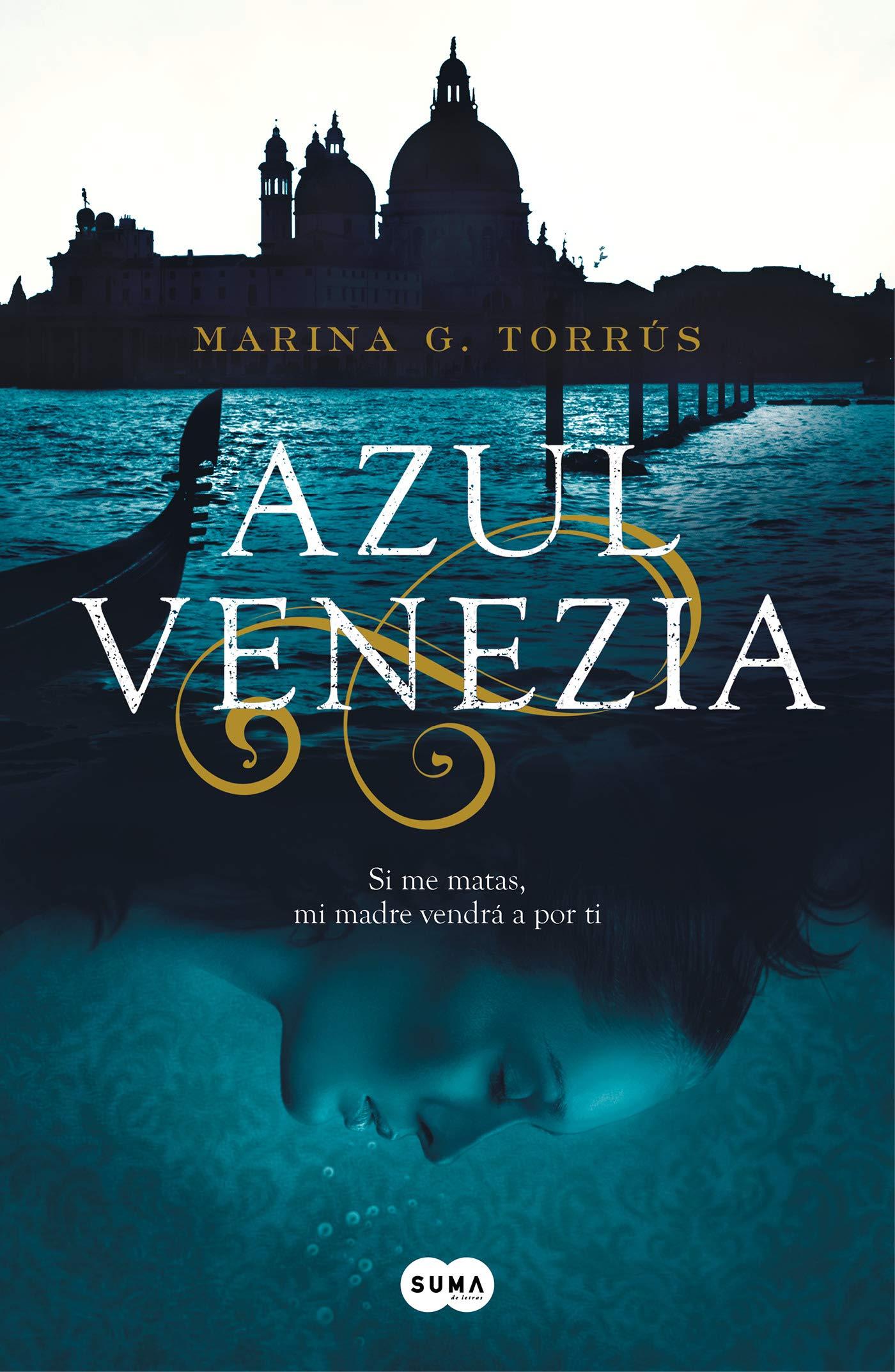 Azul Venezia (SUMA) por Marina G. Torrús