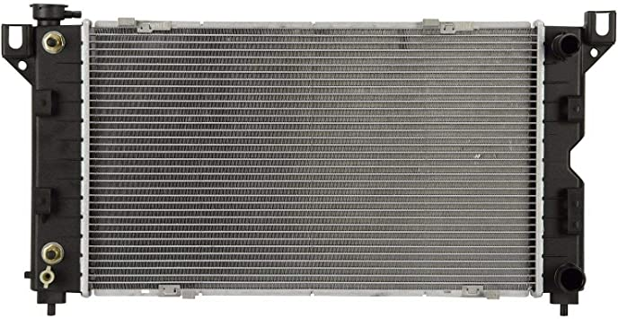For Chrysler//Plymouth Grand Voyager AT OE Style All Aluminum Core 1862 Cooling Radiator