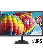 "LG 24MK430H Monitor per PC, 23.8"", LED IPS FULL HD (1920x1080), 5 ms, Radeon FreeSync 75 Hz, Multitasking, VGA, HDMI"