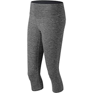 new balance women's jersey capri pants