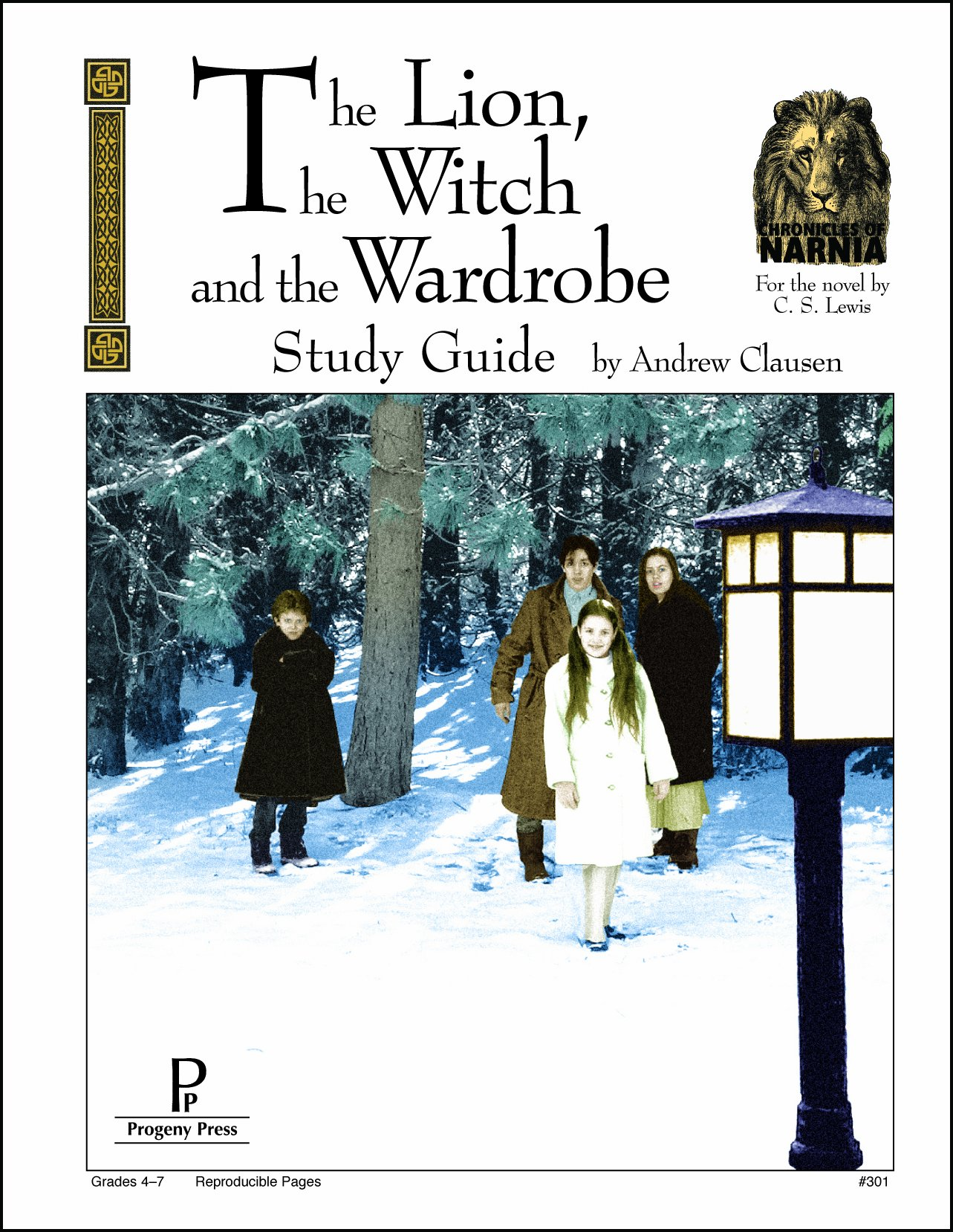 The Lion, the Witch and the Wardrobe Study Guide: Andrew Clausen:  9781586093419: Amazon.com: Books