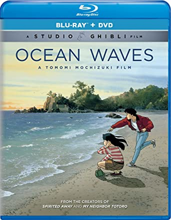 ec30c716622e8 Amazon.com  Ocean Waves  Blu-ray   Nobuo Tobita