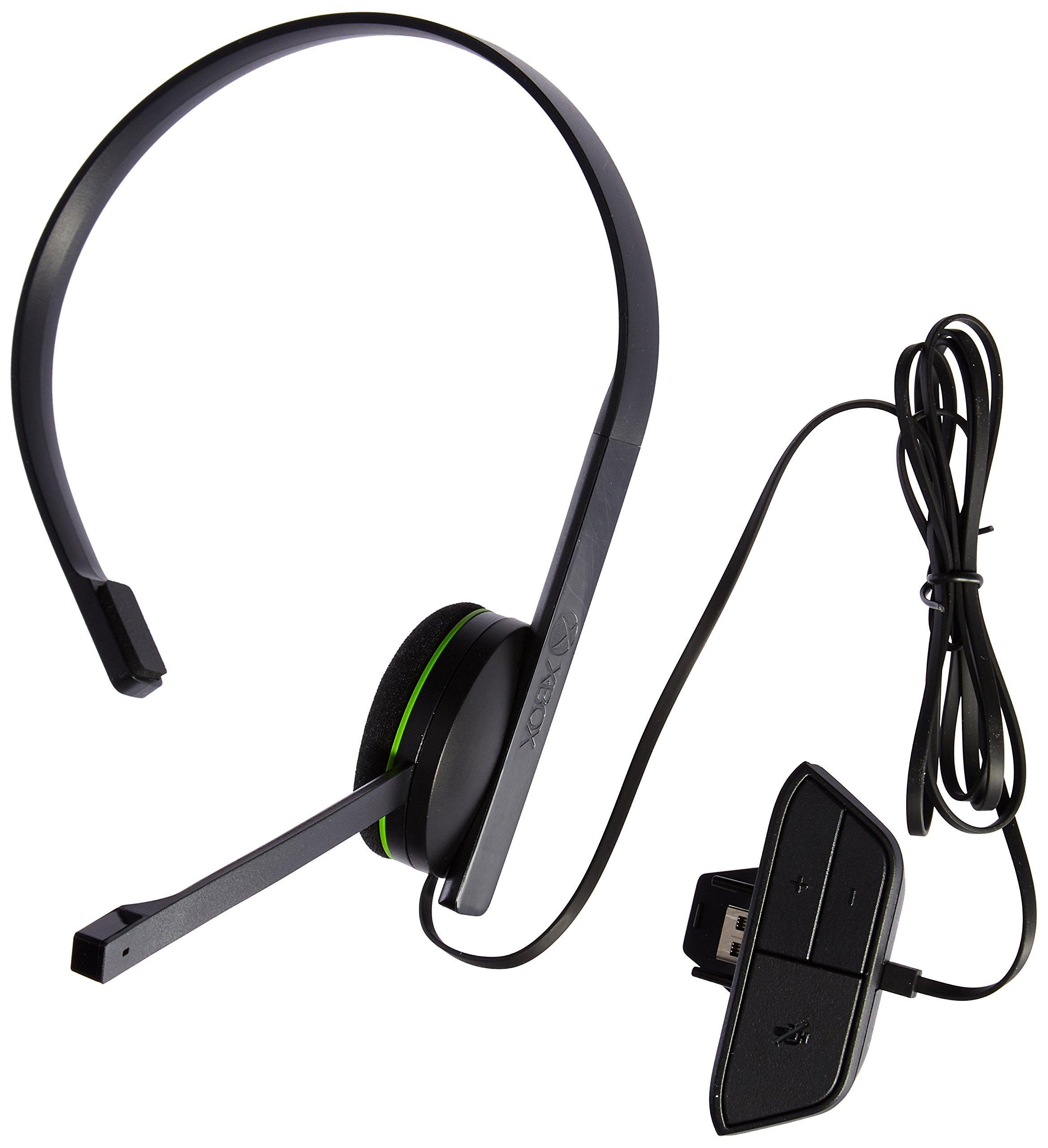 Xbox One Chat Headset (Renewed) by Microsoft