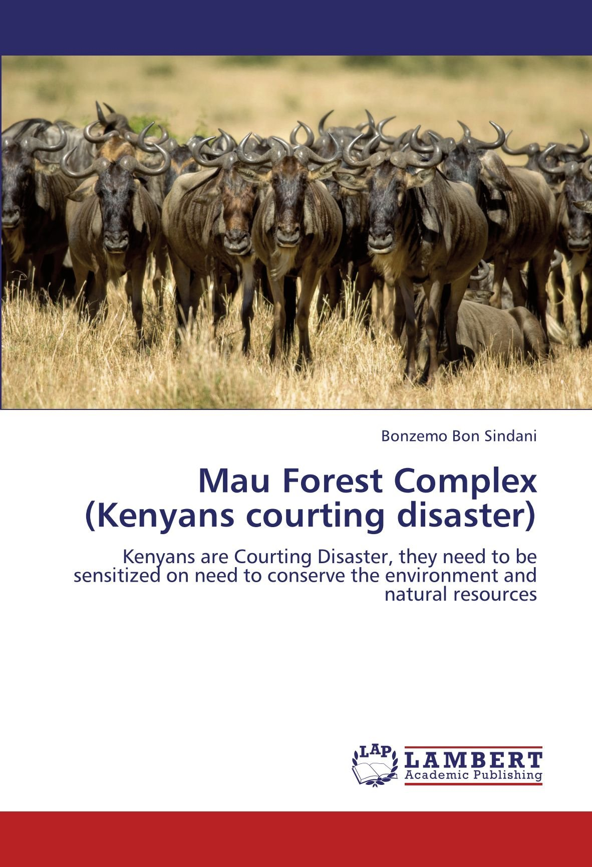 Read Online Mau Forest Complex (Kenyans courting disaster): Kenyans are Courting Disaster, they need to be sensitized on need to conserve the environment and natural resources PDF