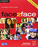 face2face for Spanish Speakers Second Edition Elementary Student's Pack (Student's Book with DVD-ROM, Spanish Speakers Handbook with CD, Workbook with Key)
