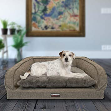 Kirkland Signature Sofá cama para mascotas: Amazon.es: Productos para mascotas