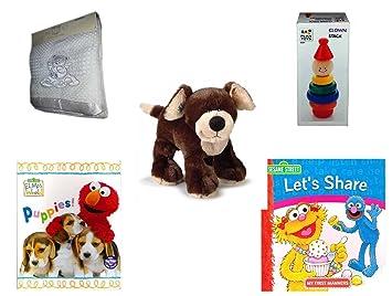 Amazon.com   Children s Gift Bundle - Ages 0-2  5 Piece  - Soft ... 11e3b8275