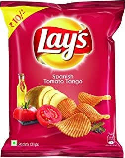 product image for Lay's Potato Chips, Spanish Tomato Tango, 30 grams - India